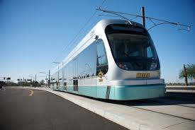 Light Rail Map Phoenix by Phoenix South Central Light Rail Extension To Be Completed By 2023