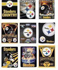 Pittsburgh Steelers Comforter Set Pittsburgh Steelers Nfl Beddings Ebay