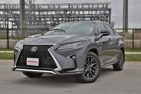 lexus rx red interior 2016 lexus rx 350 vs lincoln mkx autoguide com news
