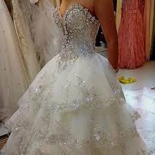 princess wedding dresses with bling bling princess wedding dresses 2018 b2b fashion