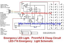fluorescent lights emergency fluorescent light wiring diagram