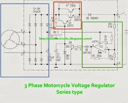 3 phase voltage regulator series type techy at day at