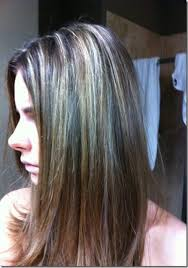 how to blend gray hair with lowlights going subtle ombre what s next for my hair veronika s blushing