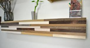 reclaimed wood wall shelf abstract wood by moderntextures
