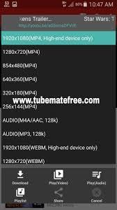 apk free tubemate pro adfree apk tubemate downloader