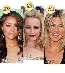 hairstyles for mid 30s is your makeup aging you stylecaster