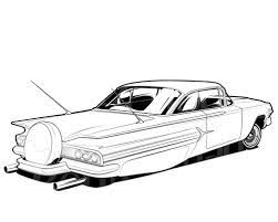 coloring pages of lowrider cars image result for lowrider coloring pages cars to draw pinterest