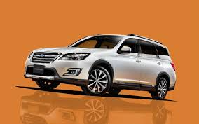 badass subaru outback subaru u0027s exiga crossover 7 offers cool wagon looks and seating for