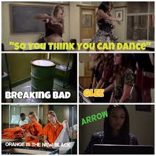 Breaking Bad Finale Meme - pll season 5 featuring glee arrow breaking bad so you think you