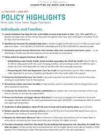 tax plan postcard health plans and taxdeferred health savings