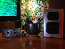 Best Looking Speakers Blue Sky Exo2 2 1 The Best Desktop Speakers In The World H Ard