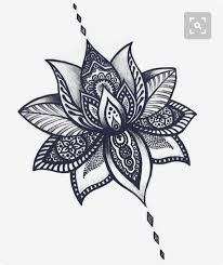 best 25 lotus flower henna ideas on pinterest lotus tattoo