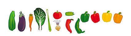 green vegetable clipart 57
