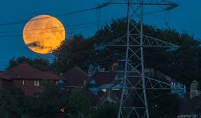 the supermoon and other moons that are super in their own ways