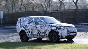 lego land rover discovery 2017 land rover discovery gets heavy testing at the nurburgring