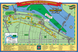 Map Of Portland Maps
