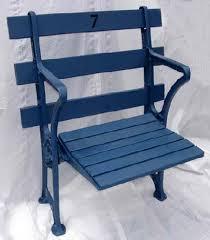 Stadium Chairs With Backs Vintagestadiumseats Com