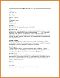 cover letter no name bio resume samples