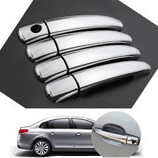 peugeot 407 price online buy wholesale chrome door handle cover trim peugeot 407