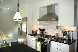 one wall kitchen with island designs one wall kitchen with island one wall kitchen layout with island
