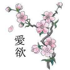 mister tattoos gallery japanese cherry blossom tattoos picture