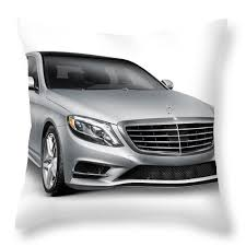 mercedes s550 sale mercedes s550 4matic luxury car throw pillow for sale by