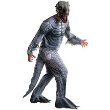 party city halloween costumes locations jurassic world indominus rex costume for adults buycostumes com