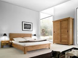 chambre en chene massif chambre chene massif fabrication plaisir meubles à