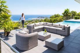 Salon Hesperide Salon De Jardin Salon Salon De Salon De Jardin Modulable Libertad Grege Garden Furniture
