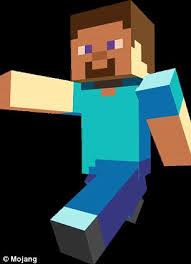 Minecraft Halloween Costume Hugh Jackman Picks Up Daughter Ava From Wearing A Homemade