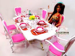 barbie dining room set charming barbie dining room set pictures ideas house design