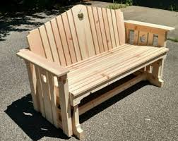 Handmade Outdoor Furniture by Patio Furniture Etsy