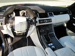 custom jeep interior mods cdc performance nighthawk range rover sport custom luxury suv