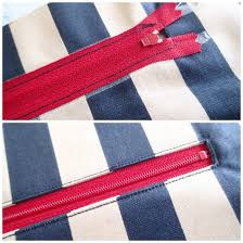 how to add a zipper pocket to any purse pattern bag sewing