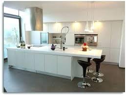idee ilot cuisine ilot central table table bar cuisine design image ilot central de