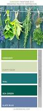 Palette Pantone Lauren Rachel U2014 How To Use Greenery Pantone 2017 In Your Wedding