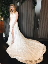 wedding gowns nyc wedding dresses we loved from new york bridal fashion week a bé