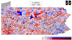 Pennsylvania County Maps by Donald Trump U0027s Pennsylvania Path To The White House National Review