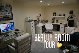 beauty room tour mannymua youtube haammss