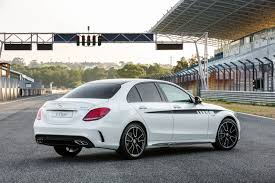 mercedes amg c class you can sharpen up your c class with these mercedes amg accessories