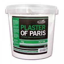 plaster of paris 1kg amazon co uk toys u0026 games