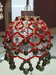 842 best 2 beaded ornament covers images on