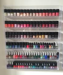 the beauty of life manimonday my nail polish stash and storage
