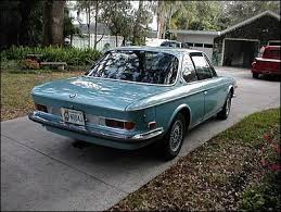 bmw 2800cs for sale 1970 bmw 2800cs price 7 900 00 leesburg fl coupe