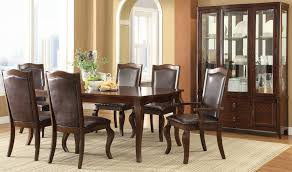 louanna rectangular extendable dining room set from coaster