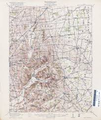 Map Of Eastern Ohio by