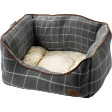 Cushion Pets Image Is Loading 4 Colors Bow Princess Pet Dog Bed Soft Fleece