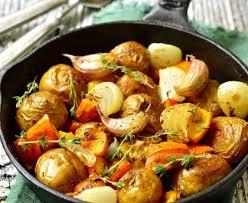 recette cuisine automne poêlée de légumes d automne recette de poêlée de légumes d