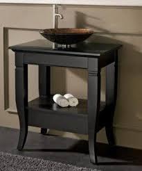 Bathroom Sink Console Table Vanity Base For Vessel Sink Foter