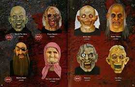 don post studios u0027 unreleased 2012 halloween masks halloween love